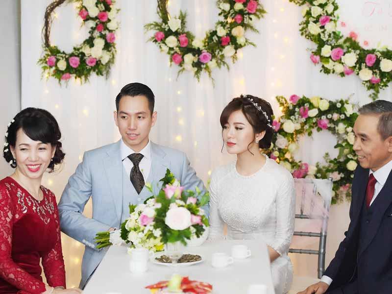 Lễ cưới chính thức