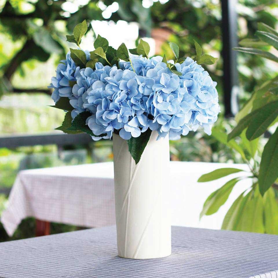 Hoa cẩm tú cầu tặng chồng