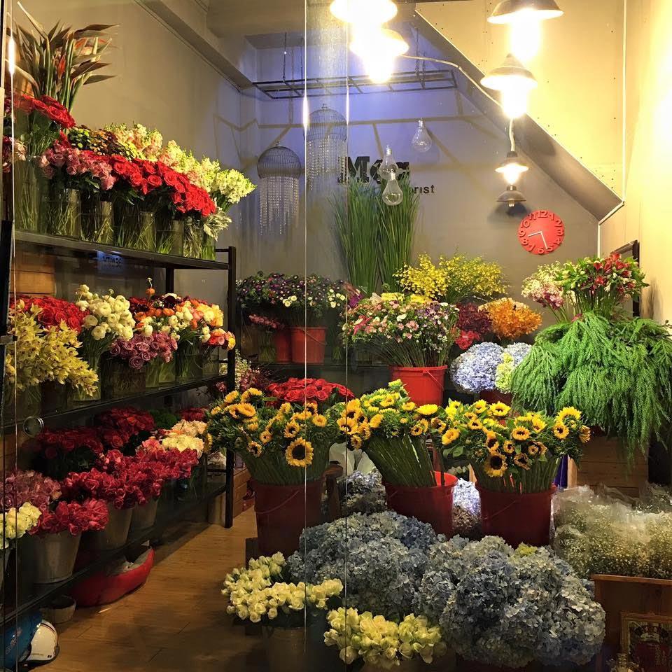 cửa hàng hoa khai trương đẹp Hoa Tươi Văn Nam