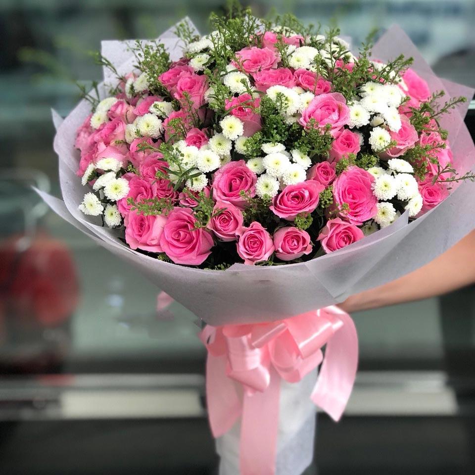 hoa sinh nhật đẹp 2019 1
