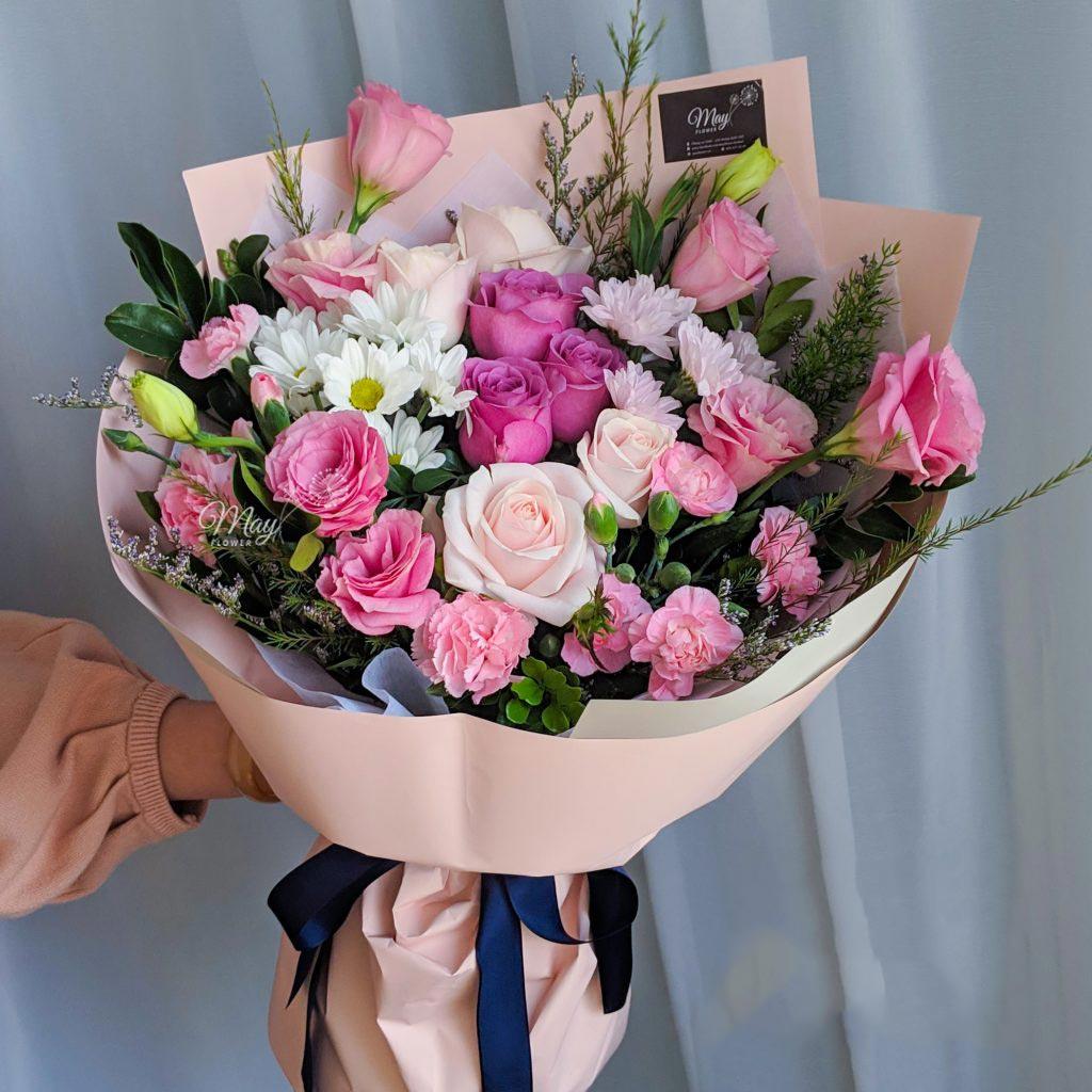 hoa yêu thương đẹp nhất
