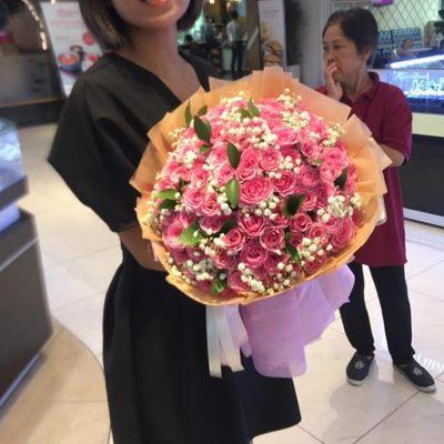 shop hoa tươi bàu bàng