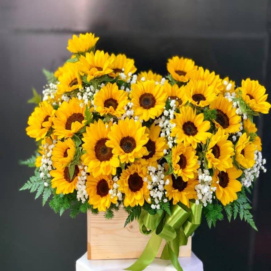 shop hoa tươi huyện cái bè