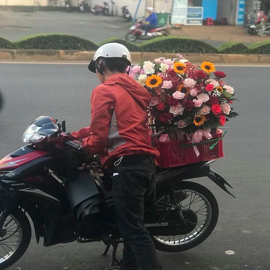 shop hoa tươi thủ dầu một bình dương