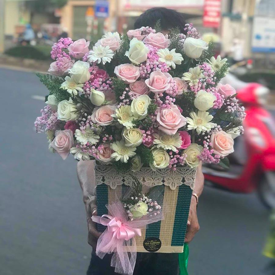 shop hoa tươi thủ dầu một