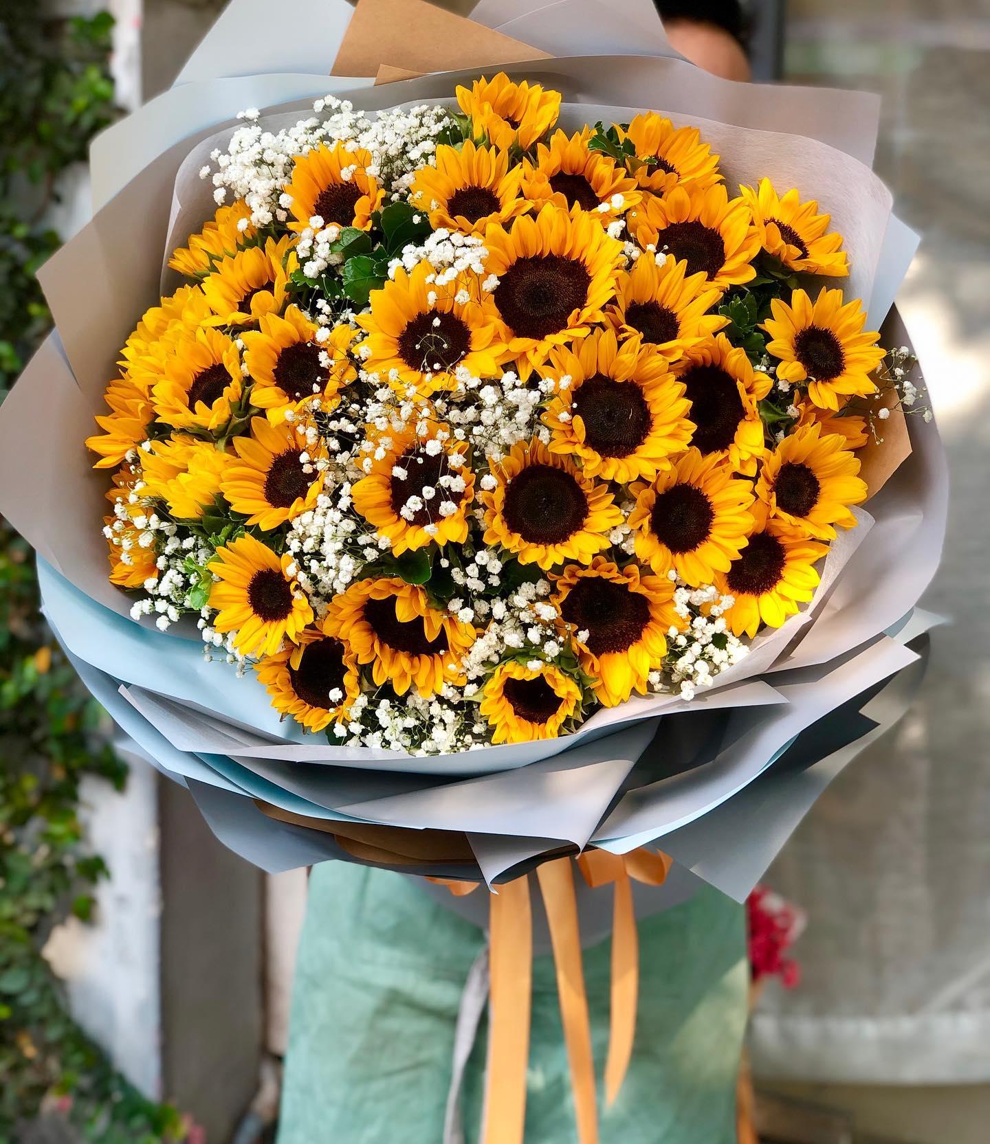Bó Hoa Đẹp Giá Rẻ