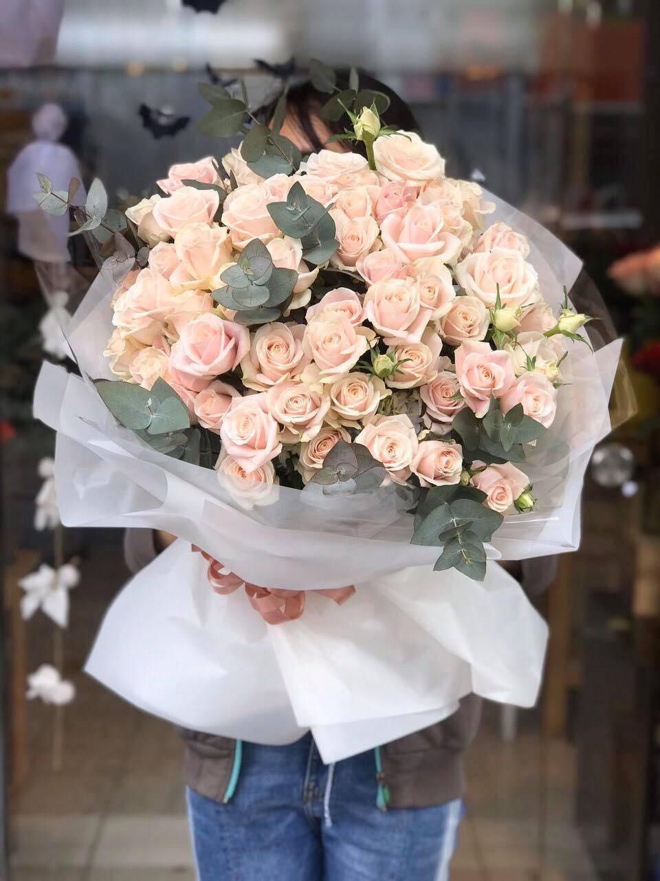 Địa chỉ bán bó hoa tươi đẹp uy tín nhất