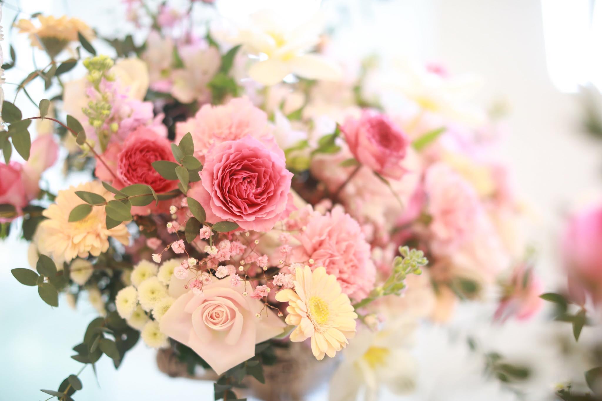 Dịch vụ đặt giỏ hoa tươi uy tín Hoa Tươi Văn Nam