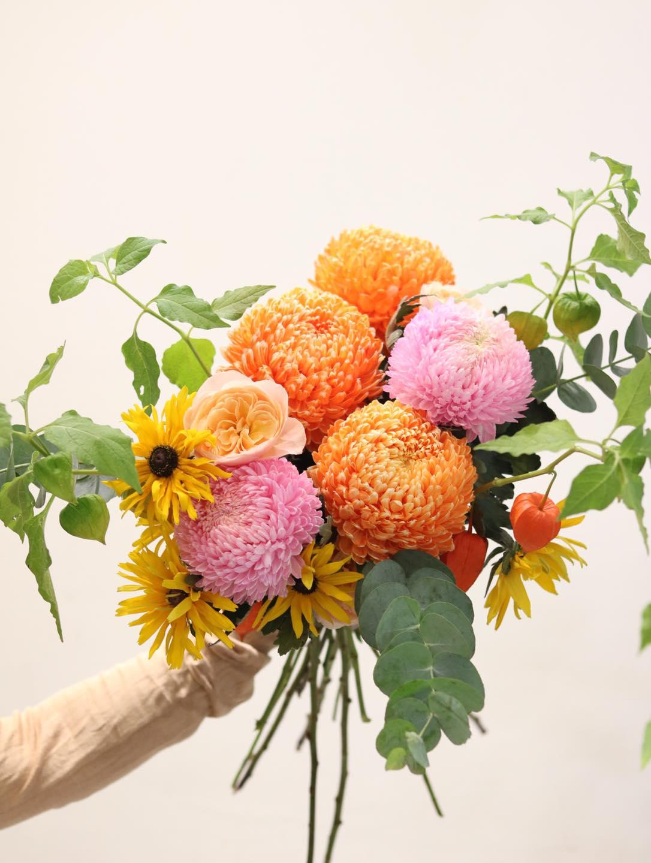 Hoa cúc dành tặng sinh nhật